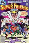 Super Friends #25 comic books - cover scans photos Super Friends #25 comic books - covers, picture gallery