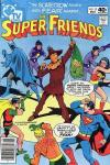 Super Friends #32 comic books - cover scans photos Super Friends #32 comic books - covers, picture gallery