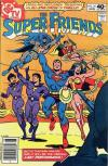 Super Friends #35 comic books - cover scans photos Super Friends #35 comic books - covers, picture gallery