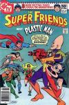 Super Friends #36 comic books - cover scans photos Super Friends #36 comic books - covers, picture gallery