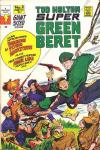 Super Green Beret #2 Comic Books - Covers, Scans, Photos  in Super Green Beret Comic Books - Covers, Scans, Gallery