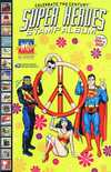 Super Heroes Stamp Album #7 Comic Books - Covers, Scans, Photos  in Super Heroes Stamp Album Comic Books - Covers, Scans, Gallery
