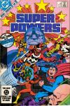 Super Powers #5 comic books for sale