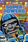 Super Powers comic books
