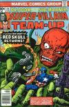 Super-Villain Team-Up #10 comic books for sale