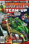 Super-Villain Team-Up #11 comic books for sale