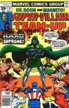 Super-Villain Team-Up #14 comic books for sale