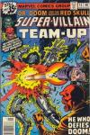 Super-Villain Team-Up #15 comic books for sale
