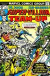 Super-Villain Team-Up #3 comic books for sale