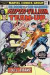 Super-Villain Team-Up #4 comic books for sale