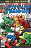 Super-Villain Team-Up #9 comic books for sale