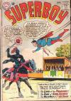 Superboy #103 comic books - cover scans photos Superboy #103 comic books - covers, picture gallery
