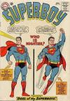 Superboy #119 comic books for sale