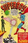 Superboy #125 cheap bargain discounted comic books Superboy #125 comic books