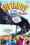 Superboy #28 Comic Books - Covers, Scans, Photos  in Superboy Comic Books - Covers, Scans, Gallery