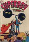 Superboy #38 Comic Books - Covers, Scans, Photos  in Superboy Comic Books - Covers, Scans, Gallery