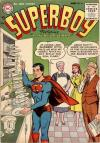 Superboy #41 Comic Books - Covers, Scans, Photos  in Superboy Comic Books - Covers, Scans, Gallery