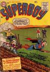 Superboy #43 Comic Books - Covers, Scans, Photos  in Superboy Comic Books - Covers, Scans, Gallery