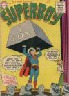 Superboy #44 Comic Books - Covers, Scans, Photos  in Superboy Comic Books - Covers, Scans, Gallery