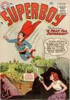 Superboy #45 Comic Books - Covers, Scans, Photos  in Superboy Comic Books - Covers, Scans, Gallery