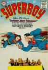 Superboy #47 Comic Books - Covers, Scans, Photos  in Superboy Comic Books - Covers, Scans, Gallery