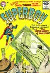 Superboy #51 comic books - cover scans photos Superboy #51 comic books - covers, picture gallery