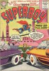 Superboy #52 comic books - cover scans photos Superboy #52 comic books - covers, picture gallery