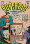 Superboy #53 Comic Books - Covers, Scans, Photos  in Superboy Comic Books - Covers, Scans, Gallery
