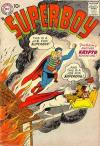 Superboy #56 Comic Books - Covers, Scans, Photos  in Superboy Comic Books - Covers, Scans, Gallery