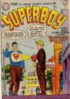Superboy #60 comic books - cover scans photos Superboy #60 comic books - covers, picture gallery