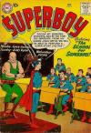 Superboy #61 Comic Books - Covers, Scans, Photos  in Superboy Comic Books - Covers, Scans, Gallery
