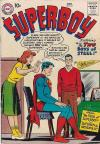 Superboy #63 Comic Books - Covers, Scans, Photos  in Superboy Comic Books - Covers, Scans, Gallery