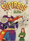Superboy #64 Comic Books - Covers, Scans, Photos  in Superboy Comic Books - Covers, Scans, Gallery