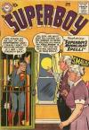 Superboy #65 Comic Books - Covers, Scans, Photos  in Superboy Comic Books - Covers, Scans, Gallery