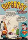 Superboy #66 cheap bargain discounted comic books Superboy #66 comic books