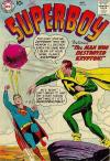 Superboy #67 comic books - cover scans photos Superboy #67 comic books - covers, picture gallery