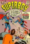 Superboy #68 Comic Books - Covers, Scans, Photos  in Superboy Comic Books - Covers, Scans, Gallery