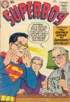 Superboy #70 comic books - cover scans photos Superboy #70 comic books - covers, picture gallery