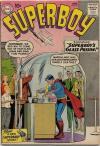 Superboy #73 comic books - cover scans photos Superboy #73 comic books - covers, picture gallery