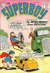 Superboy #76 comic books - cover scans photos Superboy #76 comic books - covers, picture gallery