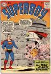 Superboy #82 comic books - cover scans photos Superboy #82 comic books - covers, picture gallery