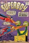 Superboy #89 comic books - cover scans photos Superboy #89 comic books - covers, picture gallery
