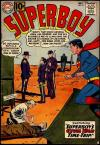 Superboy #91 comic books - cover scans photos Superboy #91 comic books - covers, picture gallery