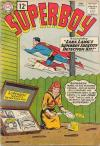 Superboy #93 Comic Books - Covers, Scans, Photos  in Superboy Comic Books - Covers, Scans, Gallery
