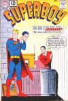 Superboy #94 comic books - cover scans photos Superboy #94 comic books - covers, picture gallery