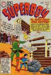 Superboy #95 comic books - cover scans photos Superboy #95 comic books - covers, picture gallery