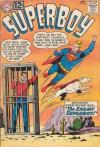Superboy #96 comic books - cover scans photos Superboy #96 comic books - covers, picture gallery