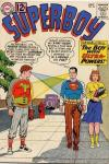 Superboy #98 comic books - cover scans photos Superboy #98 comic books - covers, picture gallery