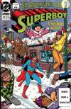 Superboy #12 comic books - cover scans photos Superboy #12 comic books - covers, picture gallery
