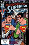 Superboy #16 comic books - cover scans photos Superboy #16 comic books - covers, picture gallery